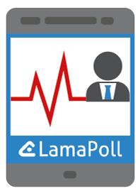 Messen Sie den Puls Ihrer Mitarbeiter mit LamaPoll
