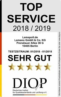 Top Service LamaPoll