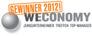 Winner of weconomy award 2012